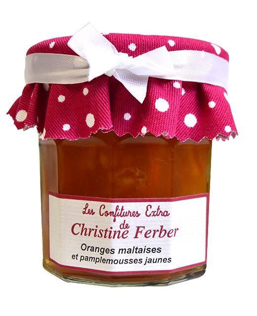 Grapefruit-Orangen-Marmelade - Christine Ferber