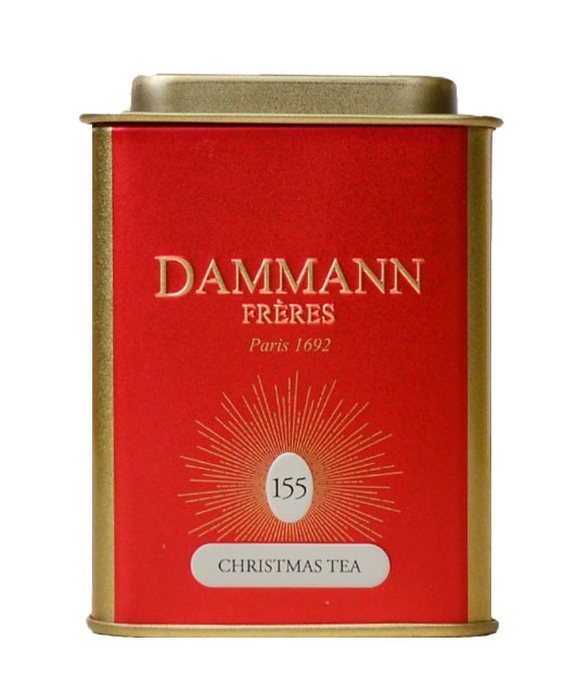 Christmas Tea Rouge / Roter Weihnachtstee - Dammann Frères