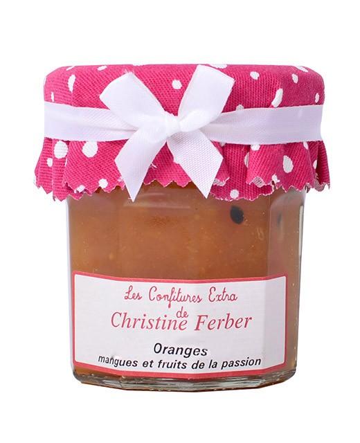 Orangen-Mango-Maracuja-Marmelade - Christine Ferber