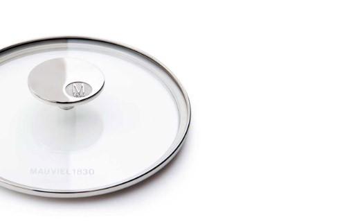 Glasdeckel 20 cm - M'héritage 150s - Mauviel