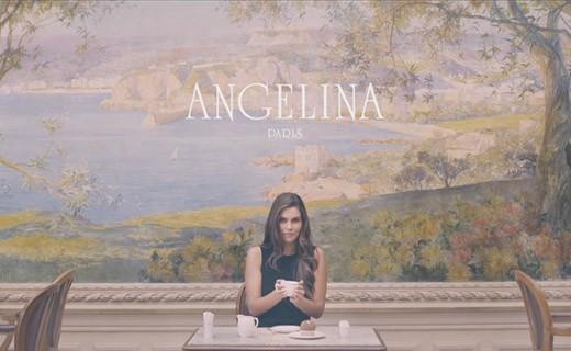 Karamellcreme mit gesalzener Butter - Angelina