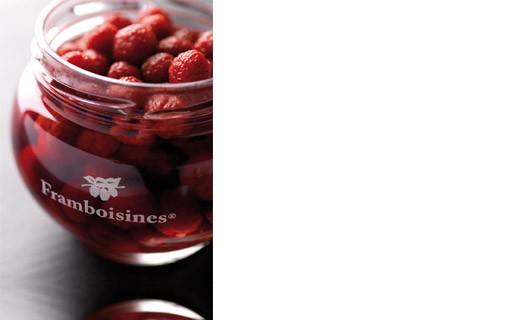 Framboisines - Himbeeren in  - Grandes Distilleries Peureux