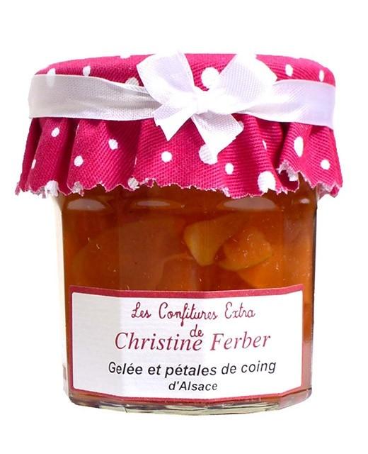 Quittenstücke in Gelee - Christine Ferber