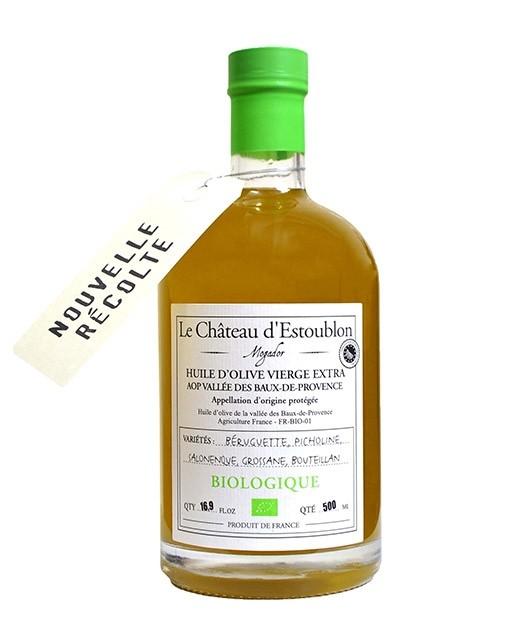 extra natives Olivenöl - AOP Vallée des Baux de Provence - Château d'Estoublon
