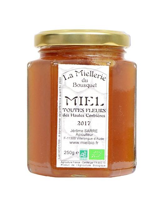 All- Blumen Honig - Miellerie du Bousquet