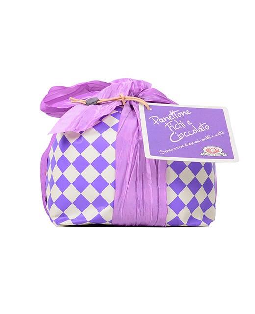 Panettone aus Feigen und Schokolade - Rustichella d'Abruzzo