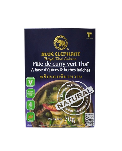 grüne Curry Paste - Blue Elephant