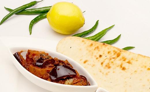 Zitronen Pickle - Anila's