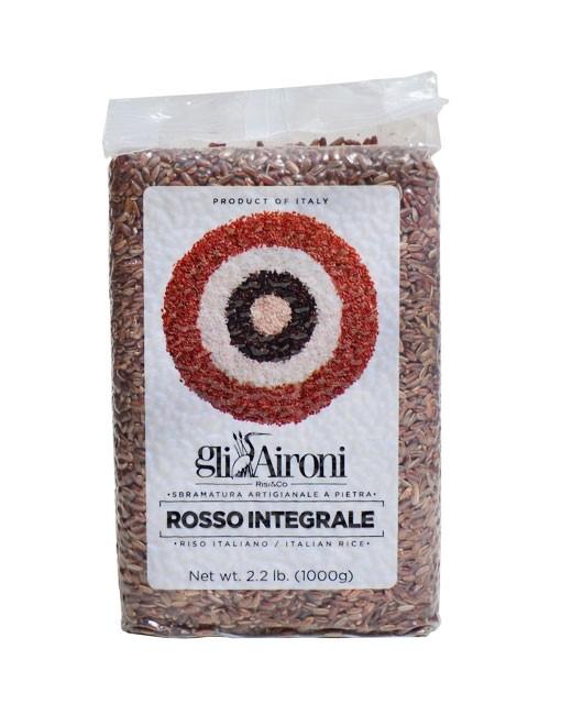 Roter Rosso Selvatico Reis 1kg - Gli Aironi