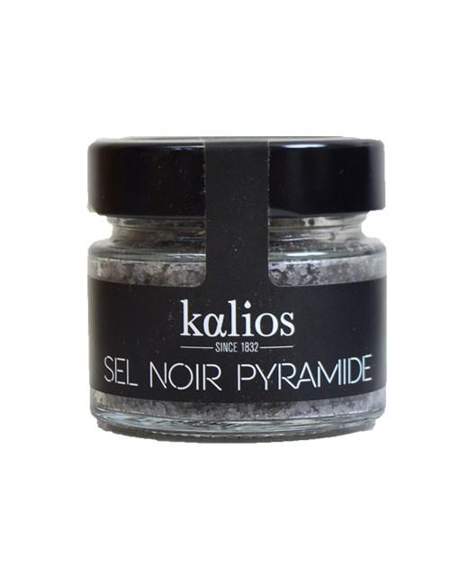 schwarzer Salz Palm Island - Black Lava - Kalios