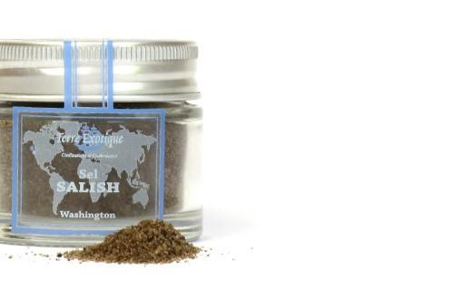 feines salish Salz - Terre Exotique