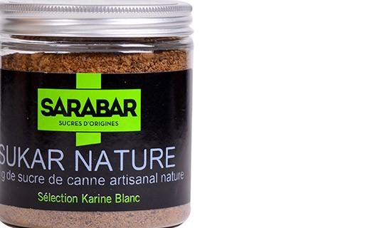 künstlicher Zucker - natur - Sarabar