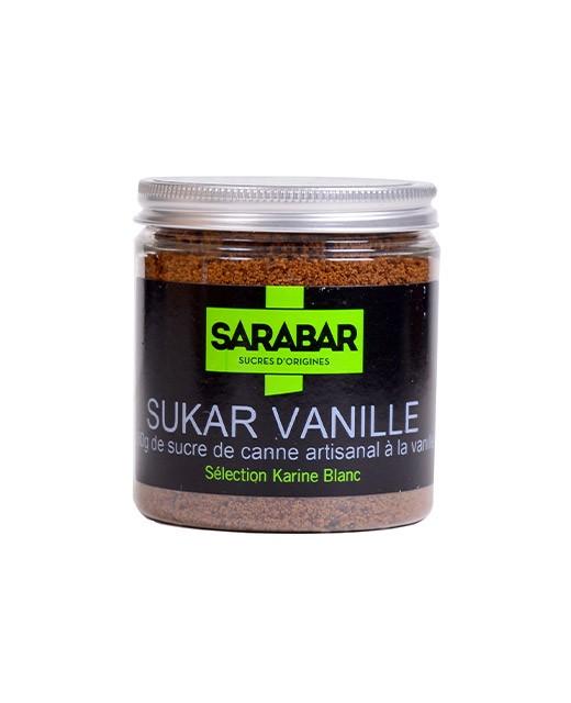 künstlicher Zucker - Vanille - Sarabar