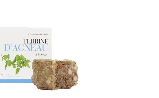 Lammterrine mit Oregano - Provence Tradition
