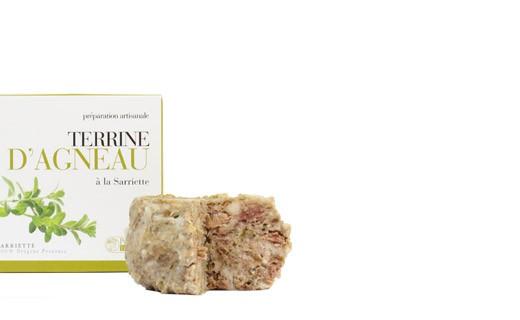 Lammterrine mit Bohnenkraut - Provence Tradition