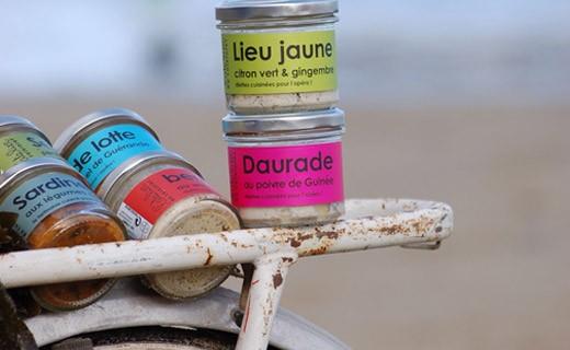 Seeteufelleber mit Zitrone und Salz aus Guerande - L'Atelier du Cuisinier