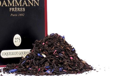 Coquelicot Gourmand Tee - Dammann Frères