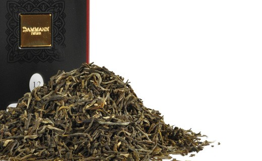 Grüner Yunnan Tee / Yunnan Vert Tee - Dammann Frères