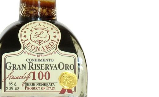 Leonardi Balsamico-Essig, 100 Jahre lang gereift - Leonardi