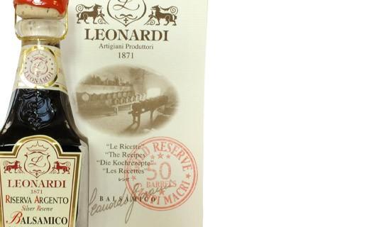 Leonardi Balsamico-Essig, 50 Jahre lang gereift  - Leonardi