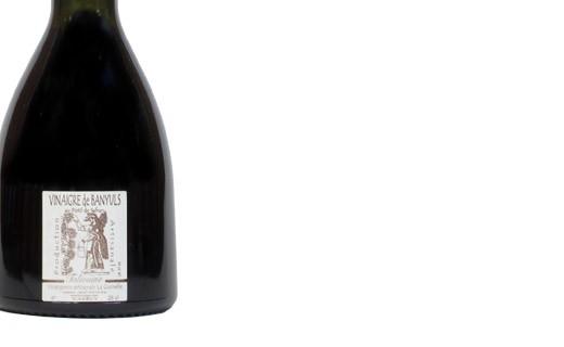 Vinaigre Taliouine - Safran-Essig aus Banyuls-Wein - La Guinelle