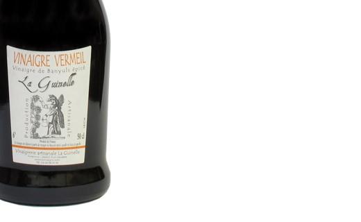 Vinaigre Vermeil - Gewürz-Essig aus Banyuls-Wein - La Guinelle