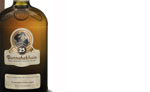 Whisky Bunnahabhain 25 Jahre - Bunnahabhain