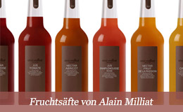 Frücthsaft Alain Milliat