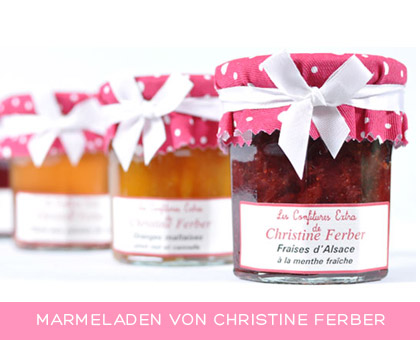 Marmelade Christine ferber
